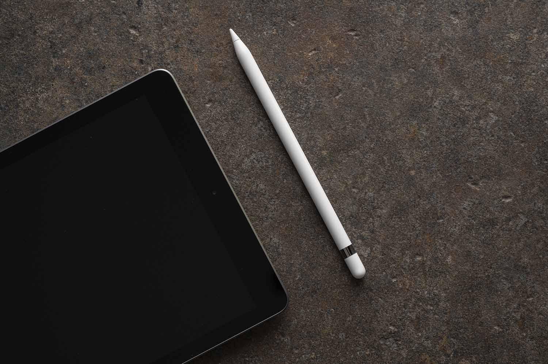 Ipad mit Stift