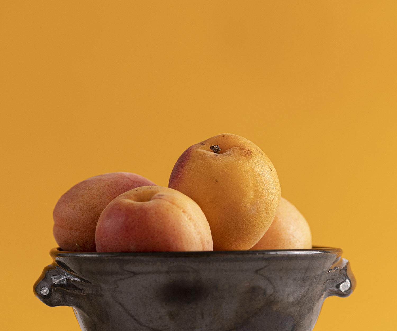Frische Aprikosen