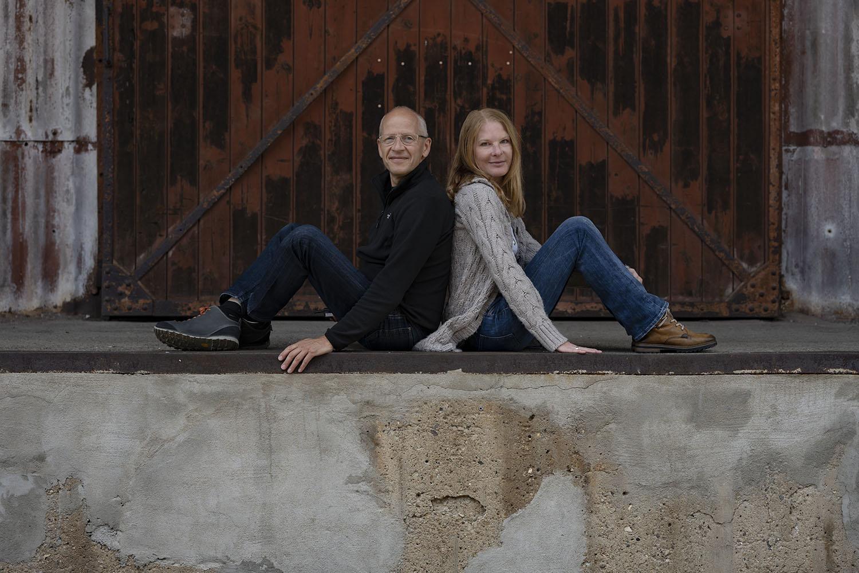 Michaela und Rainer Jensen