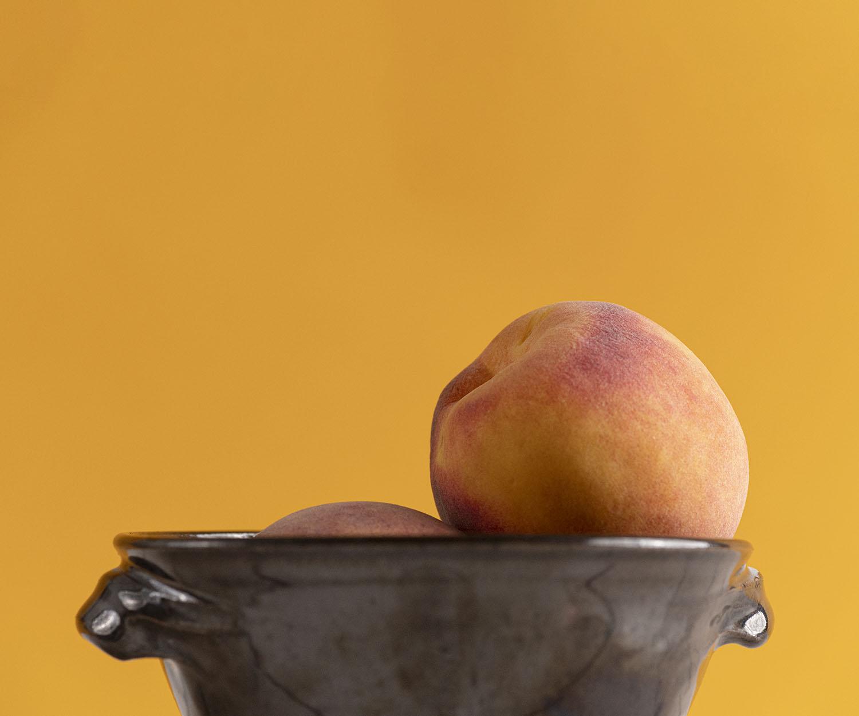 Frische Pfirsiche