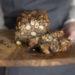 Veganes Haferflockenbrot mit Nüssen